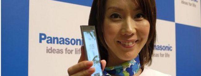 Panasonic, smartphone Android per il ritorno in Europa