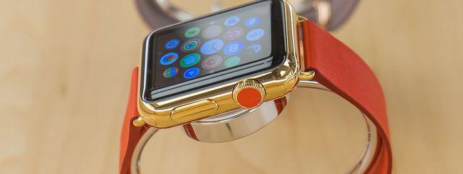 Apple Watch a quota 3 milioni