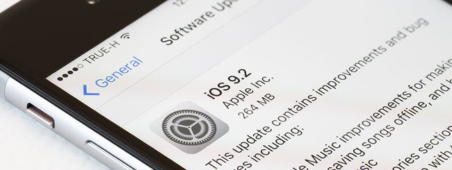 Apple rilascia iOS 9.2.1