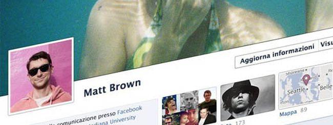 Facebook: Timeline obbligatoria dal 17 marzo