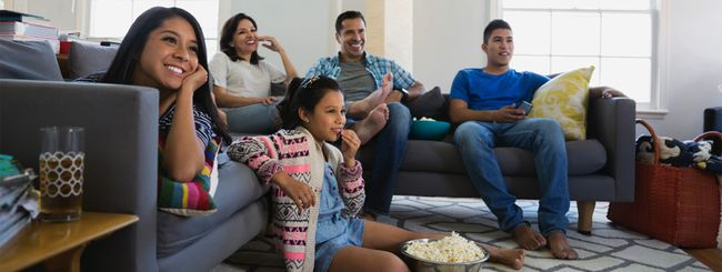 La condivisione in famiglia, secondo Google
