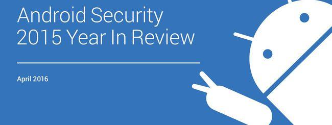 Il report annuale 2015 sulla sicurezza di Android