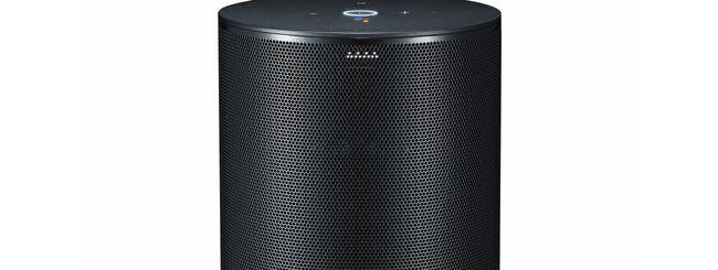 LG ThinQ Speaker, altoparlante con Google Assistant