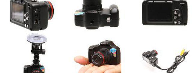 Mini Canon EOS 5D Mark III, il clone di Thanko