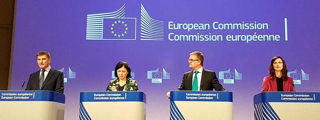 Bruxelles vuole più impegno contro l'hate speech
