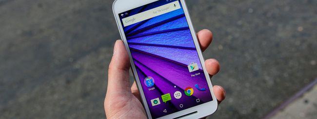 Motorola Moto G (2015): Android 6.0 Marshmallow