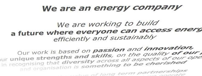 Energia, la sostenibilità è un modello integrato