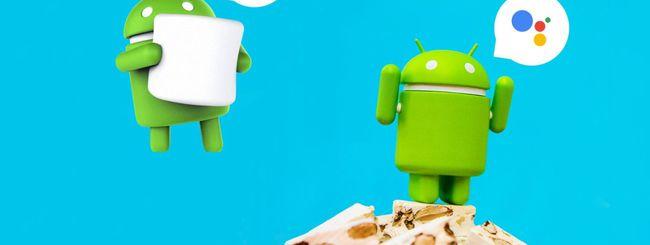 Assistente Google su tutti i dispositivi Android