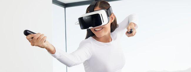 Zeiss VR One Connect, giochi PC su smartphone