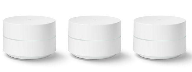 Google WiFi, il router modulare per la casa