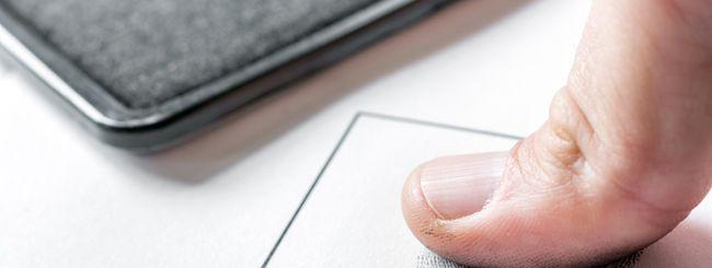 Vivo, smartphone con schermo che legge le impronte