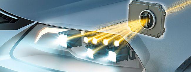 Illuminazione e automotive