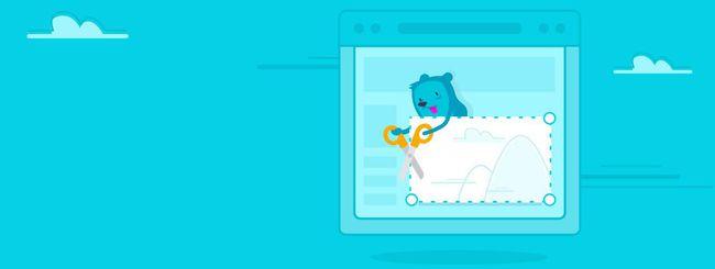 Mozilla Firefox, in arrivo gli screenshot