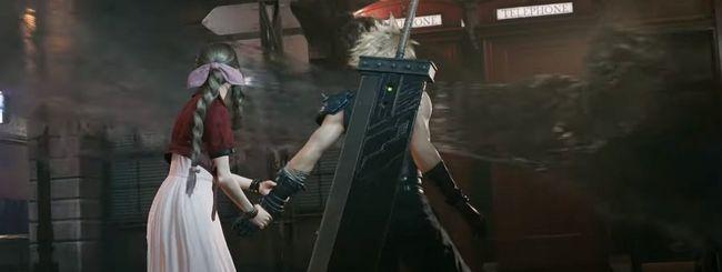 Final Fantasy VII, data di uscita e nuovo trailer