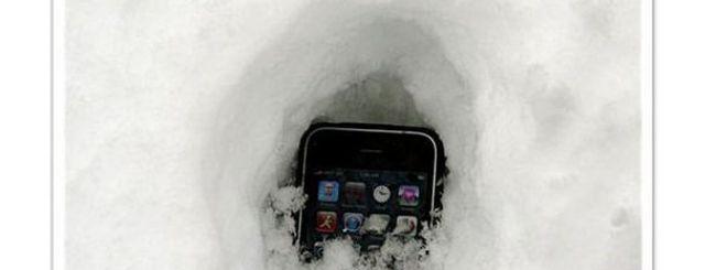 iPhone sotto zero: I finlandesi vogliono il rimborso
