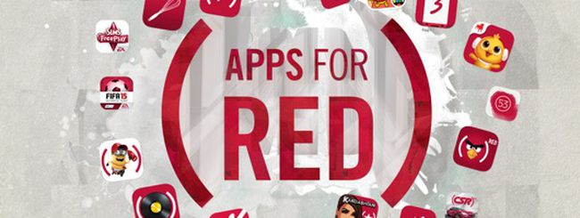 Apple supporta (RED) nella giornata mondiale per la lotta all'AIDS