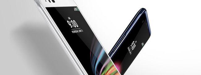 LG presenta altri quattro smartphone serie X