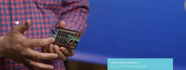 Motorola presenta i futuri Moto Mods