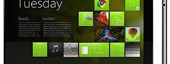 ZTE V98, un nuovo tablet Windows 8 da 10,1 pollici