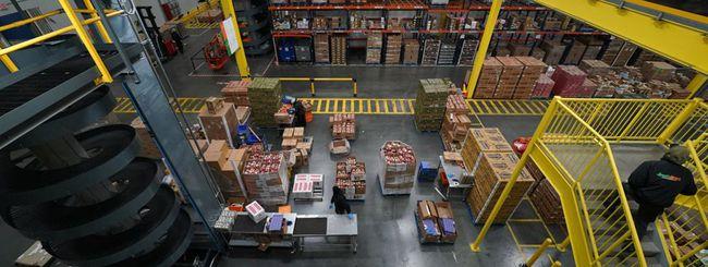 Amazon arriva a Catania e crea 100 posti di lavoro