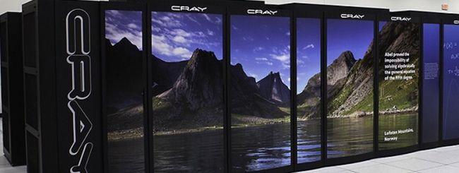 Perché HPE si è comprata Cray