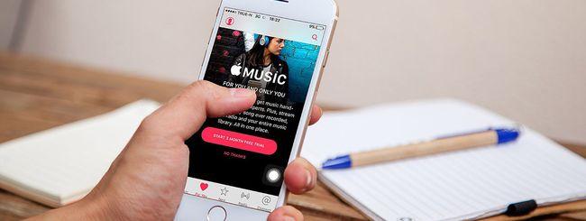 Apple Music, in alcuni Paesi niente trial gratis