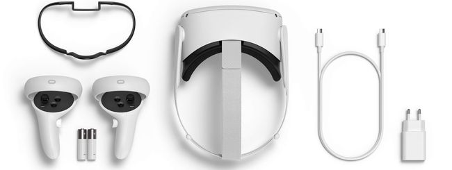 Oculus Quest 2: guida all'acquisto del nuovo visore VR