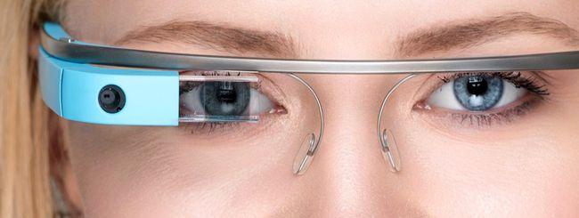 Google Glass: a sorpresa l'update firmware XE23