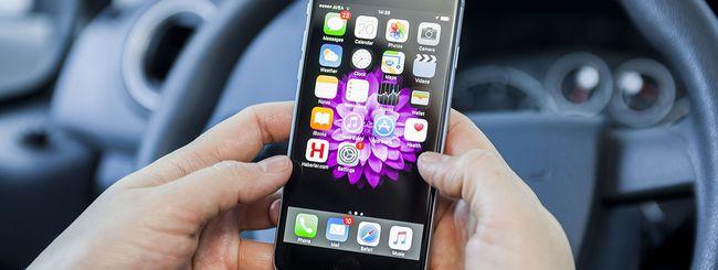 iOS 11 proteggerà gli automobilisti