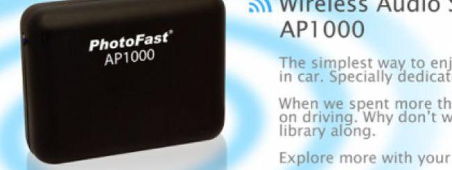 PhotoFast porta lo streaming di AirPlay in auto