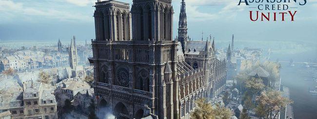 Notre-Dame, Ubisoft regala AC Unity