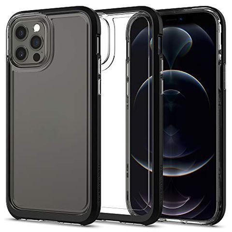 Spigen Cover Neo Hybrid Crystal Compatibile con iPhone 12