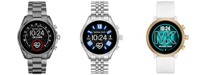 IFA 2019: Michael Kors annuncia nuovi smartwatch