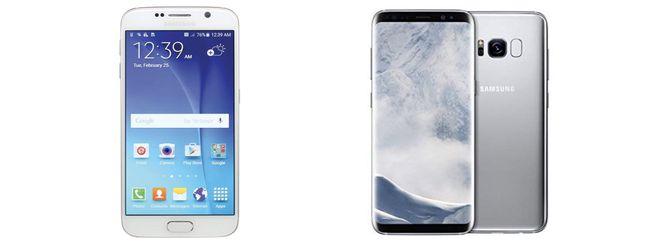 Smartphone Samsung ricondizionati: 5 modelli top