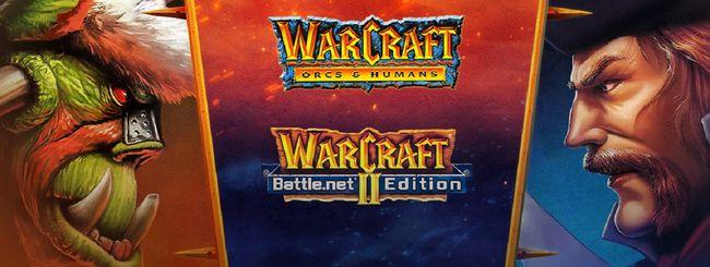 Warcraft 1 e 2 per la prima volta in digitale