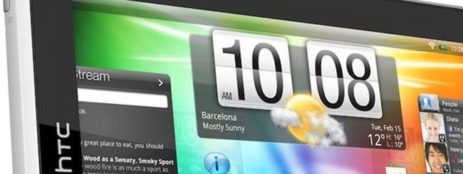 HTC Flyer, il nuovo Android da 7 pollici