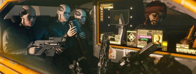 Cyberpunk 2077: con V nelle strade di Night City