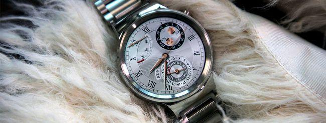 IFA 2015: Huawei Watch, prezzi e disponibilità