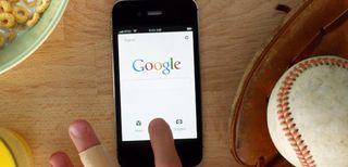 Google, ricerca vocale su iOS