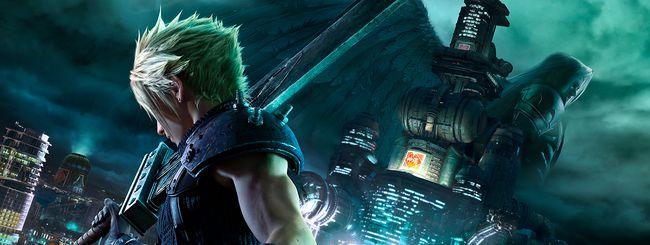 Final Fantasy 7 Remake per Xbox Series X