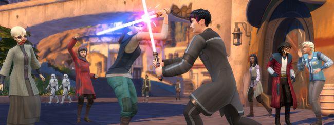 The Sims 4, arriva l'espansione di Star Wars