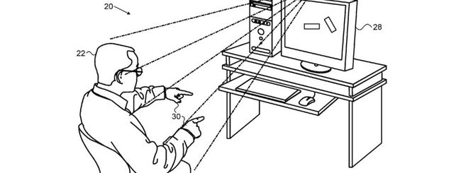 PrimeSense brevetta un sistema di gestures per controllare i Mac
