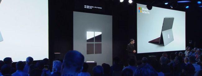 Surface Pro 7 ufficiale: ancora più potente