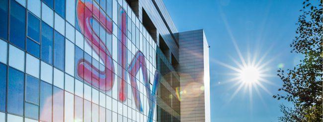 Sky Italia pronta a diventare una telco