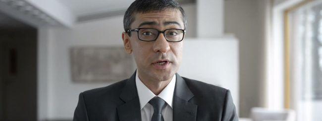 Rajeev Suri nuovo CEO di Nokia