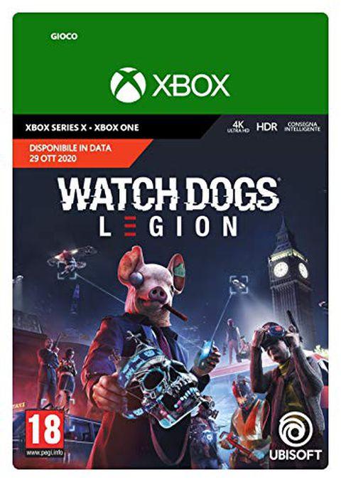 Watch Dogs Legion (Xbox - Codice Download)