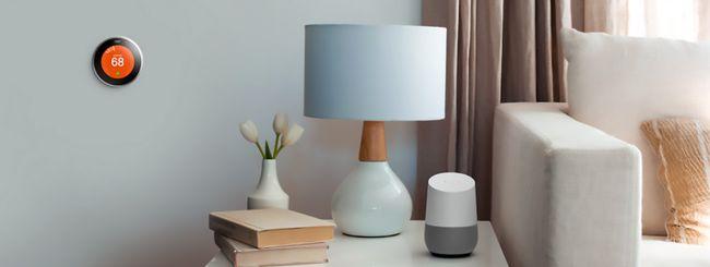 Nest nella divisione hardware di Google