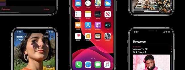iOS 13, iPadOS e macOS Catalina: beta pubbliche