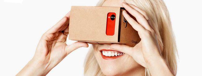 Google e la realtà virtuale: i numeri di Cardboard