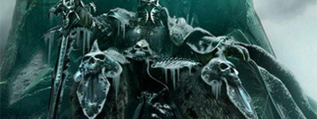 World of Warcraft in italiano entro il 2012
